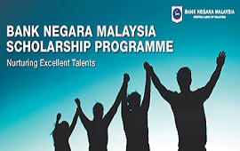 Bank Negara Scholarship (Pre-University)
