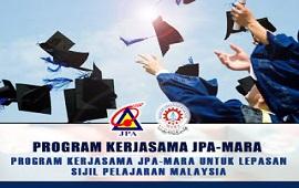 MARA Scholarship – PENAWARAN PENAJAAN PROGRAM KHAS JPA MARA (PKJM)