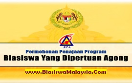 Biasiswa Yang Di-Pertuan Agong (BYDPA) – JPA Scholarship