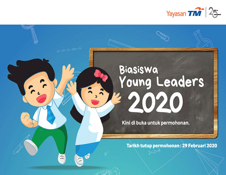 Young Leaders Yayasan Telekom Malaysia Scholarship