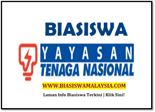 Yayasan Tenaga Nasional Scholarship