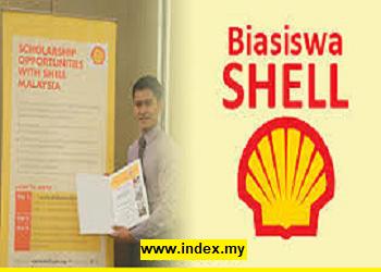 Shell Malaysia Local Scholarship